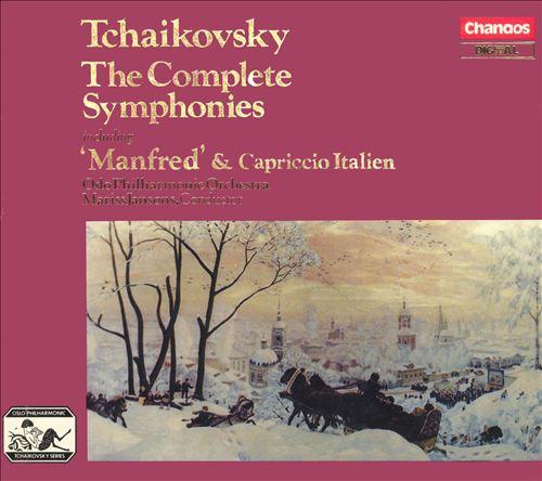 Tchaikovsky: The Complete Symphonies [Box Set]