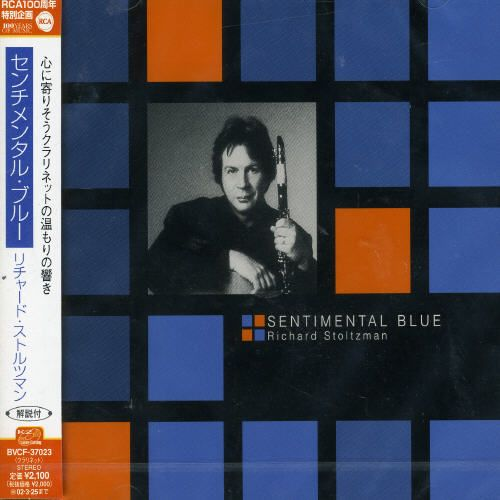 Royal Blue: Richard Stoltzman
