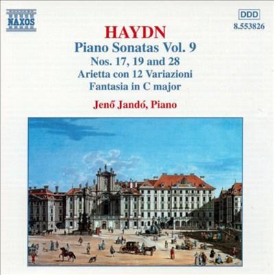 Haydn: Piano Sonatas, Vol. 9