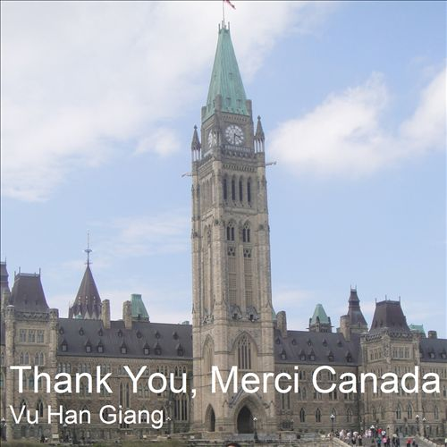 Thank You, Merci Canada