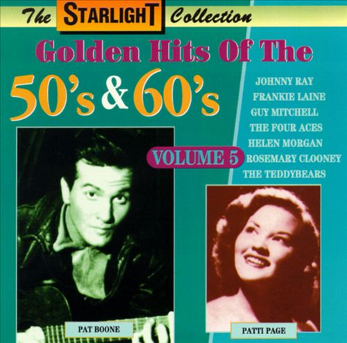 Golden Hits of the 50's & 60's, Vol. 5