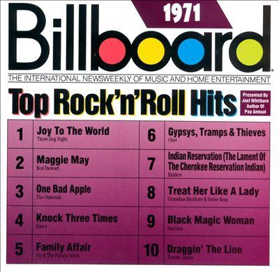 Billboard Top Rock & Roll Hits: 1971
