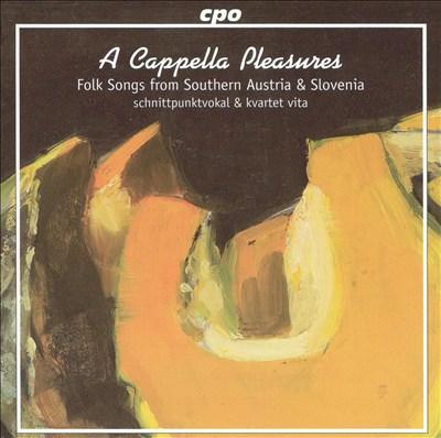 A Cappella Pleasures [SACD]