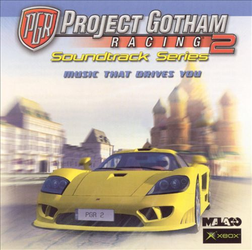Project Gotham Racing, Vol. 2: Alternative Rock Soundtrack