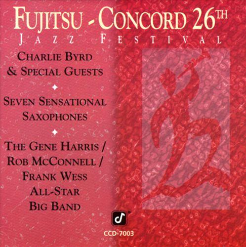 Fujitsu-Concord 26th Jazz Festival