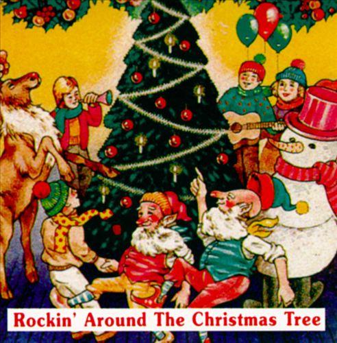 Rockin' Around the Christmas Tree [Unison 1997]