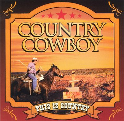 Branded Country: Country Cowboy