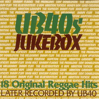 UB40's Jukebox: 18 Original Reggae Hits