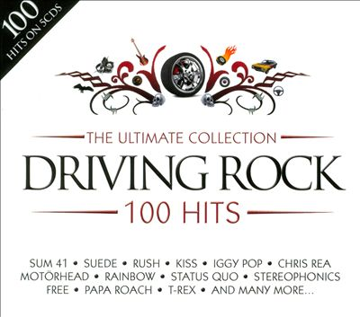 100 Hits: Driving Rock [2013]