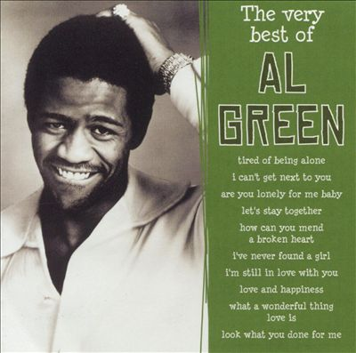 The Very Best of Al Green [Shock]