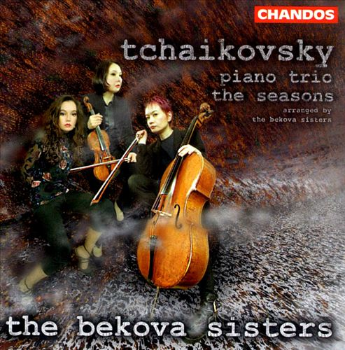 Tchaikovsky: Piano Trio; Seasons
