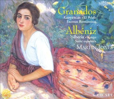 Spanish Piano Music, Vol. 1: Granados, Albéniz