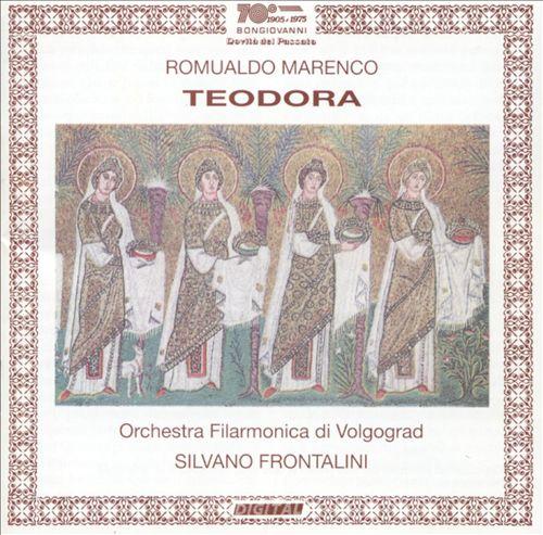 Romualdo Marenco: Teodora (Highlights)