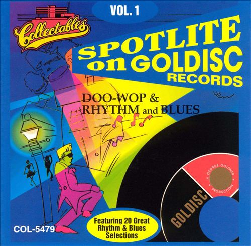 Spotlite on Goldisc Records, Vol. 1