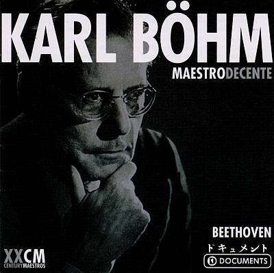 Böhm: Maestro Decente, Disc 4