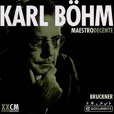 Böhm: Maestro Decente, Disc 2