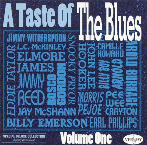 A Taste Of The Blues, Vol. 1