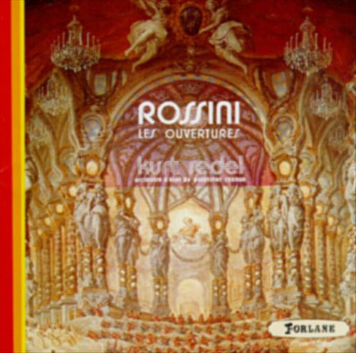 Rossini: The Overtures