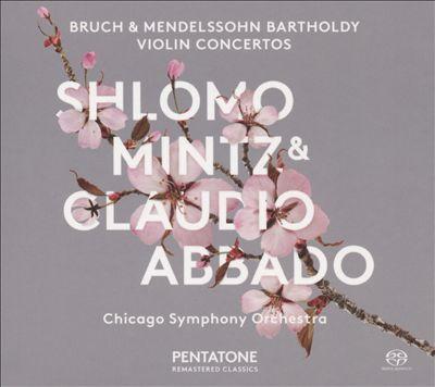 Bruch & Mendelssohn Bartholdy: Violin Concertos