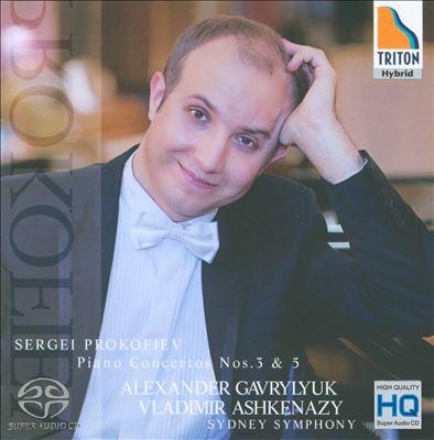 Prokofiev: Piano Concertos Nos. 3 & 5
