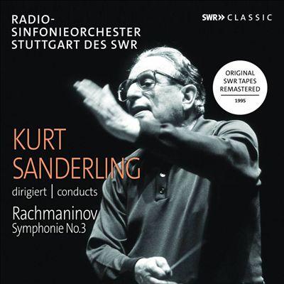Kurt Sanderling conducts Rachmaninov Symphonie No. 3