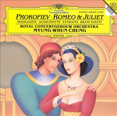 Prokofiev: Romeo & Juliet Excerpts Highlights