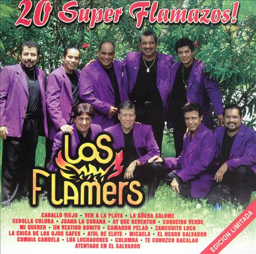 20 Super Flamazos