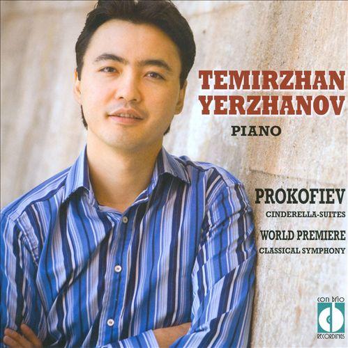 Sergei Prokofiev: Cinderella-Suites; Classical Symphony (Piano Transcriptions)