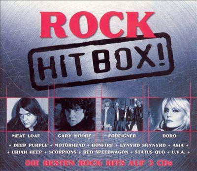 Rock Hit Box