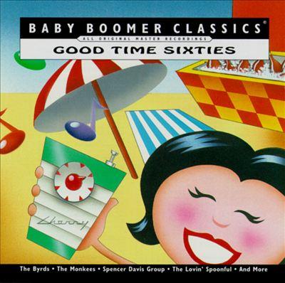 Baby Boomer Classics: More Rockin' Sixties