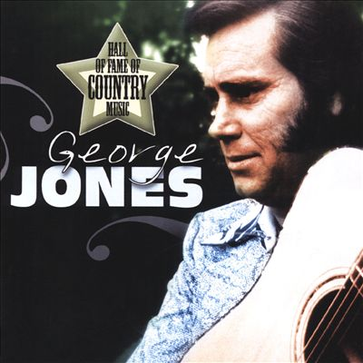 Hall of Fame of Country Music: George Jones