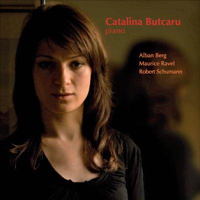 Catalina Butcaru, Piano
