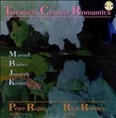 Twentieth Century Romantics
