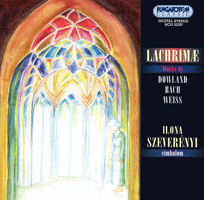 Lachrimae: Works by Dowland, Bach, Weiss
