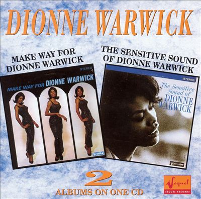 Make Way For/The Sensitive Sound of Dionne Warwick