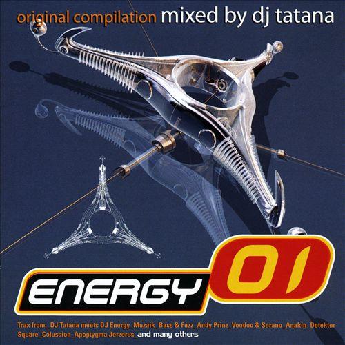 Energy 2001: The Original Compilation
