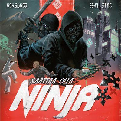 Saattaa olla ninja