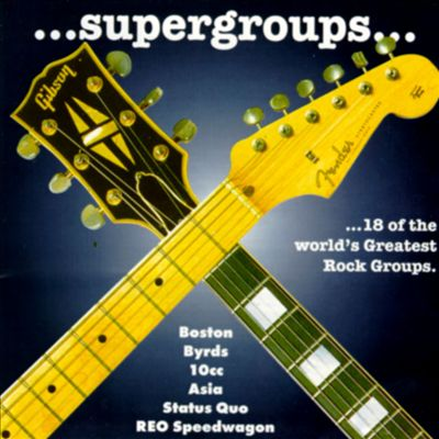 Supergroups
