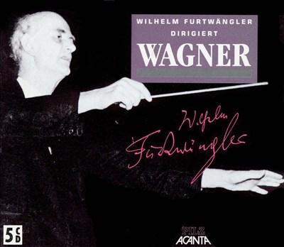 Furtwängler Dirigiert Richard Wagner (Box Set)