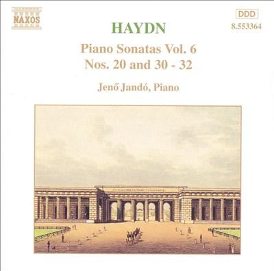 Haydn: Piano Sonatas Vol. 6, Nos. 20 and 30-32