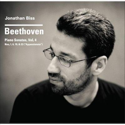 """Beethoven: Piano Sonatas, Vol. 4 - Nos. 1, 6, 19 & 23 (""""Appassionata"""")"""