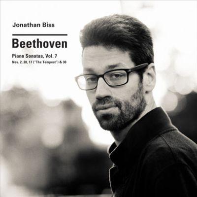 "Beethoven: Piano Sonatas, Vol. 7 - Nos. 2, 20, 17 (""The Tempest"") & 30"