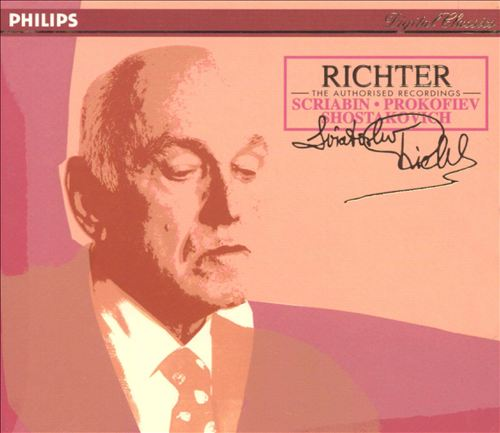 Scriabin, Prokofiev, Shostakovich