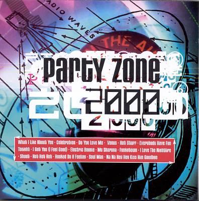 Party Zone [K-Tel]