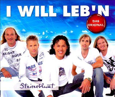 I Will Leb'n [Single]