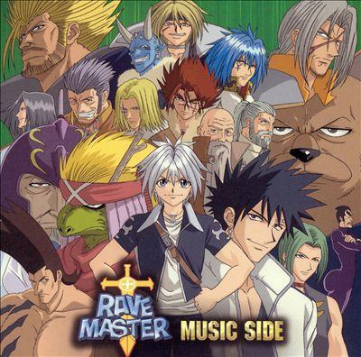 Rave Master: Music Side