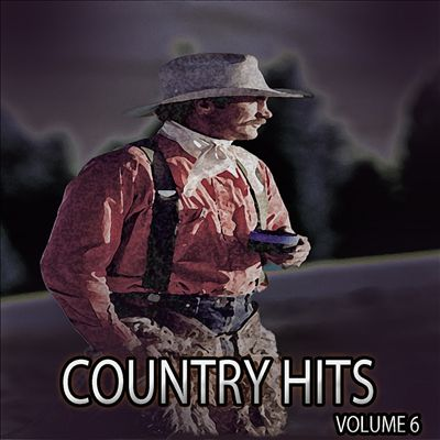 Country Hits, Vol. 6  [Country Legacy Hits]