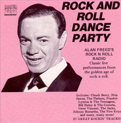 Rock and Roll Dance Party [Magnum Collectors]