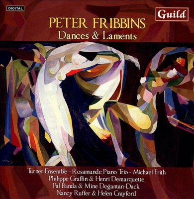 Peter Fribbins: Dances & Laments