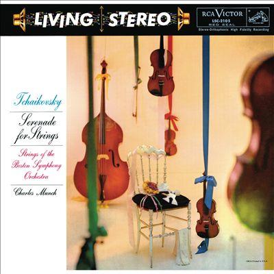 Tchaikovsky: Serenade for String